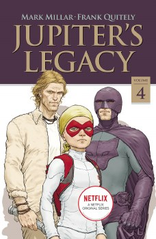Jupiters Legacy TP VOL 04 Netflix Ed (Mr)