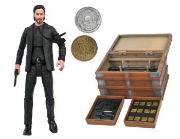 John Wick Deluxe Action Figure Set