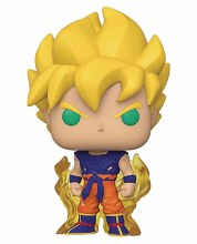 Pop Animation Dbz S8 Super Saiyan Goku First Appearance Vinyl