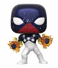 Pop Spider-Man Captain Universe Vinyl Figure