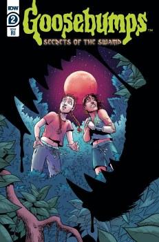 Goosebumps Secrets of the Swamp #2 (of 5) Meath 10 Copy Var
