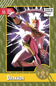 Mighty Morphin Power Rangers #55 Anka 10 Copy Anka Incv (C: 1-0-0)