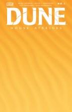 Dune House Atreides #1 (of 12) Cvr D Blank
