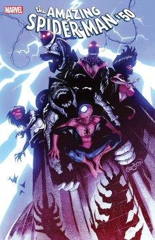 Amazing Spider-Man #50 By Patr