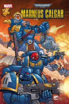 Warhammer 40k Marneus Calgar #