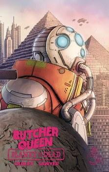 Butcher Queen Planet of the De