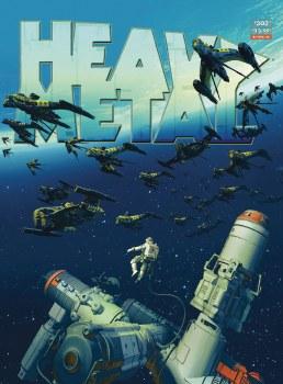 Heavy Metal #303 Cvr A Blanche