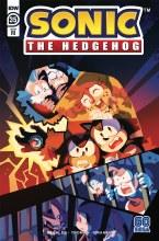 Sonic the Hedgehog #35 Fourdraine 10 Copy Var