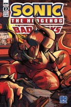 Sonic the Hedgehog Bad Guys #3 (of 4) Cvr B Skelly