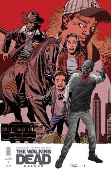 Walking Dead Deluxe #2 Cvr C Adlard & McCaig