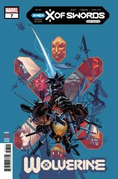 Wolverine #7 Xos