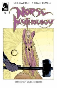 Neil Gaiman Norse Mythology #2