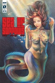 Sea of Sorrows #1 (of 5) Erica Rose Levine 25 Copy Var