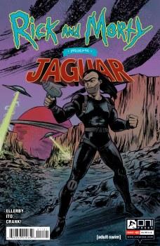 Rick and Morty Presents Jaguar #1 Cvr B Lee