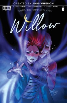 Buffy the Vampire Slayer Willow #5 Cvr B Andolfo
