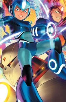 Mega Man Fully Charged #4 (of 6) Cvr C Mora