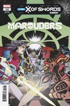 Marauders #14 Hamner Var Xos