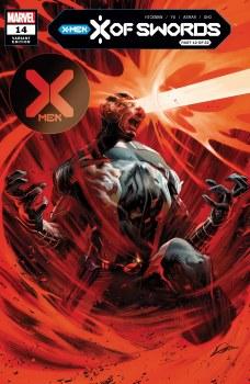 X-Men #14 Lozano Var Xos
