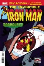 True Believers King In Black Iron Man Doctor Doom #1