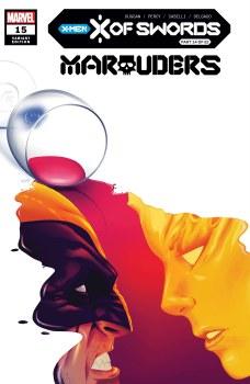 Marauders #15 Doaly Var Xos