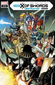 X of Swords Destruction #1 Yu Var
