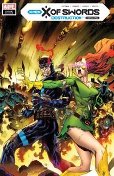 X of Swords Destruction #1 Stegman Var