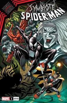 Symbiote Spider-Man King In Black #1 (of 5) Saviuk Var