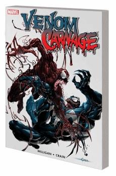 Venom Vs Carnage TP New Ptg