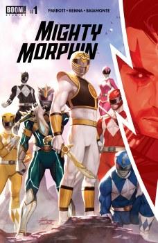 Mighty Morphin #1 Cvr A Lee (C
