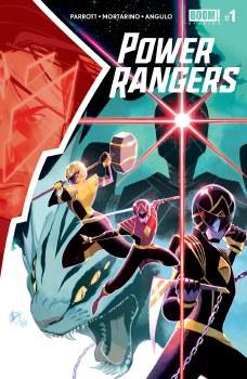 Power Rangers #1 Cvr A Scalera