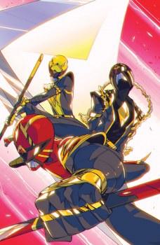 Power Rangers #1 Nicuolo 50 Copy Var