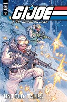 Gi Joe a Real American Hero #278 Royle 10 Copy Var