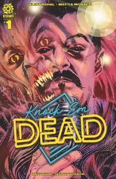 Knock Em Dead #1 Tony Harris 15 Copy Var