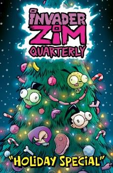 Invader Zim Quarterly Holiday Special #1 Cvr B Wucinich