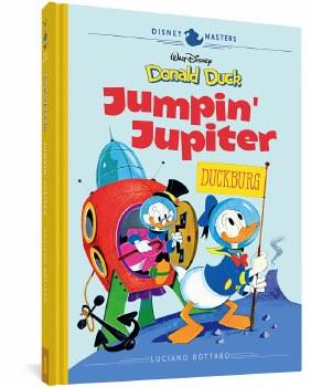 Disney Masters HC VOL 16 Bottaro Donald Duck Jumpin Jupiter