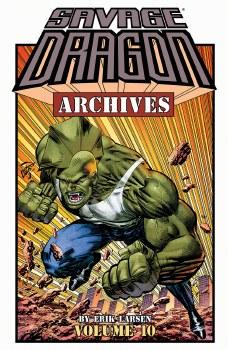 Savage Dragon Archives TP VOL 10
