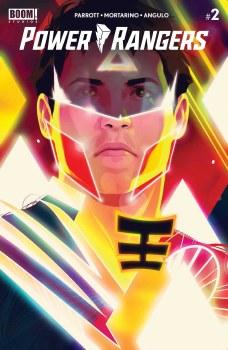 Power Rangers #2 Montes 25 Copy Var