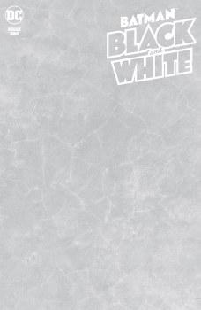 Batman Black and White #1 (of 6) Blank Var Ed