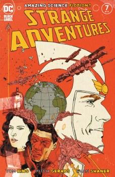 Strange Adventures #7 (of 12)