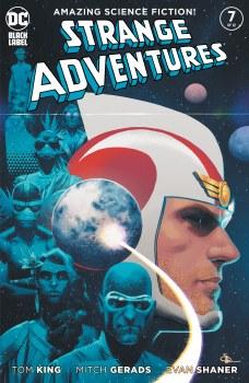 Strange Adventures #7 (of 12) Evan Doc Shaner Var Ed