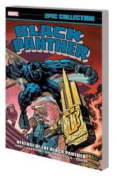Black Panther Epic Coll TP Revenge of Black Panther New Ptg