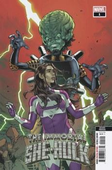 Immortal She-Hulk #1 2nd Ptg D