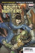 Star Wars Bounty Hunters #5 Villanelli 2nd Ptg Var