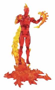 Marvel Select Human Torch Af (C: 1-1-2)