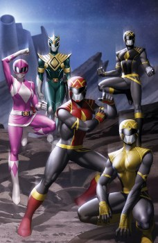 Mighty Morphin #1 One Per Stor