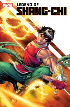 Legend of Shang-Chi #1 Poster