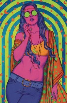Luna #1 (of 5) Jenny Frison 25 Copy Var