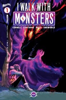 I Walk With Monsters #1 Cvr D Andolfo 15 Copy Var