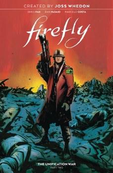 Firefly Unification War TP VOL 2
