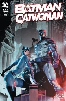 Batman Catwoman #2